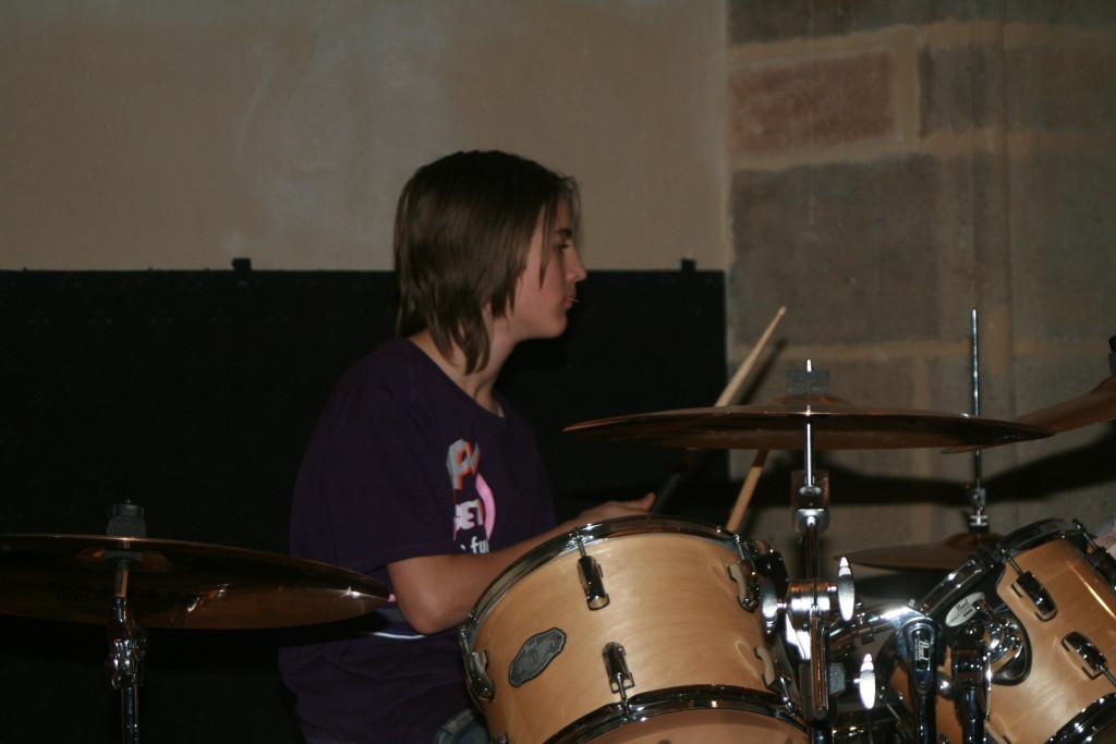 Février - Audition à l'école de musique de Bourbon l'Archambault